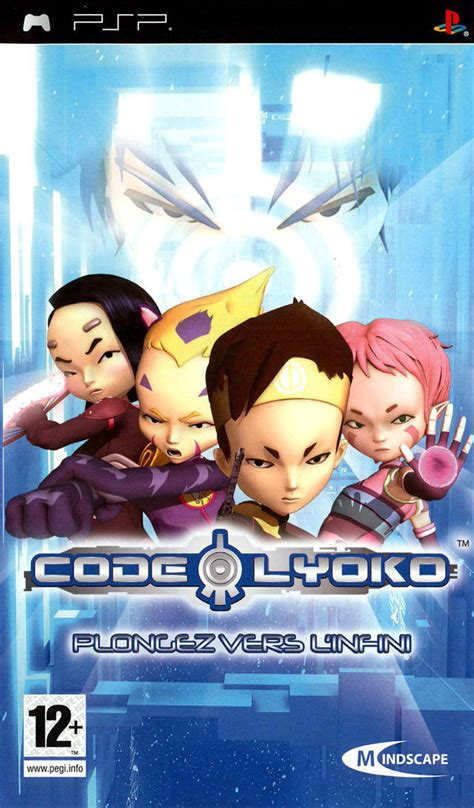 Code Lyoko - Quest For Infinity - Playstation Portable(PSP