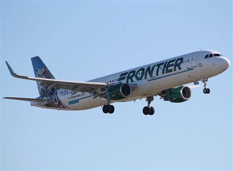 Frontier Airlines Fleet Airbus A321-200 Details and
