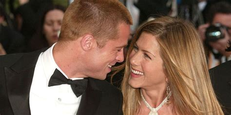 5 Facts About Brad Pitt And Jennifer Aniston's Marriage