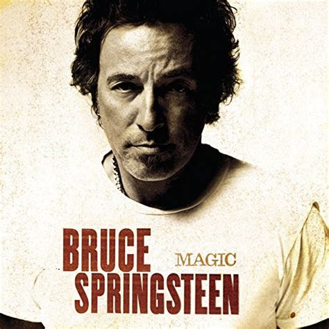 bruce springsteen magic CD Covers