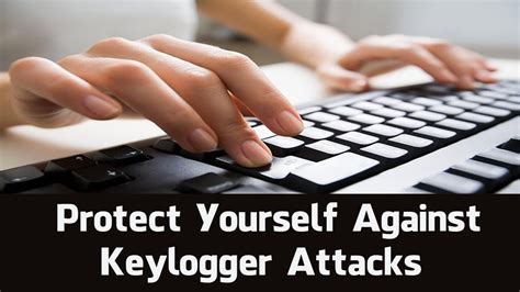What is Keylogging? - Protect Yourself Against Keylogger