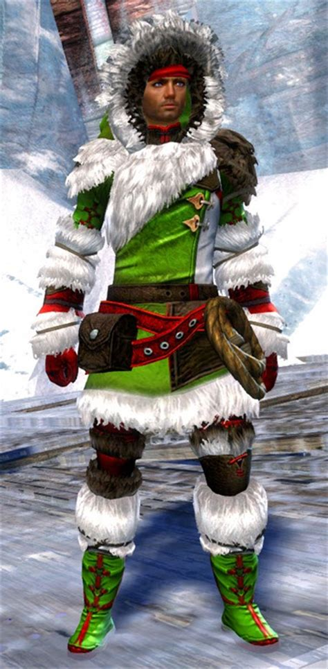 GW2 Arctic Explorer Outfit from Gemstore - Dulfy