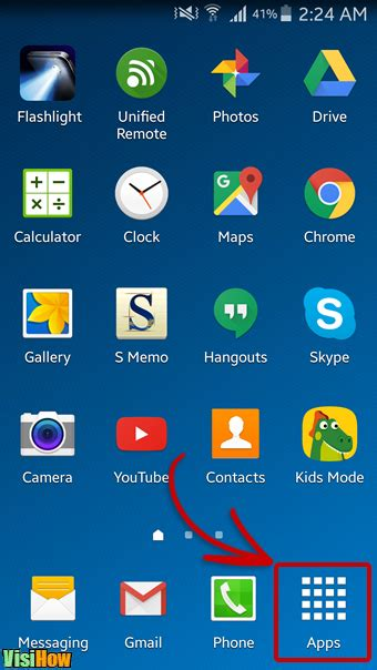 Disable Visual Voicemail on Samsung Galaxy S4 - VisiHow
