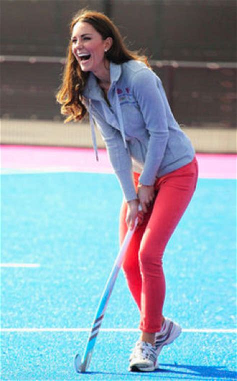Kate Middleton Gets Her Field Hockey On - The Hollywood Gossip