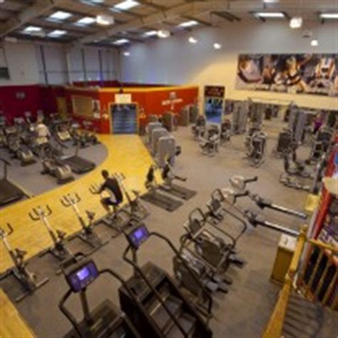 The Main Gym - Quest Fitness - Caerphilly Gym - Aim High