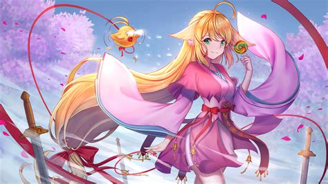 8 Fox Spirit Matchmaker HD Wallpapers | Background Images