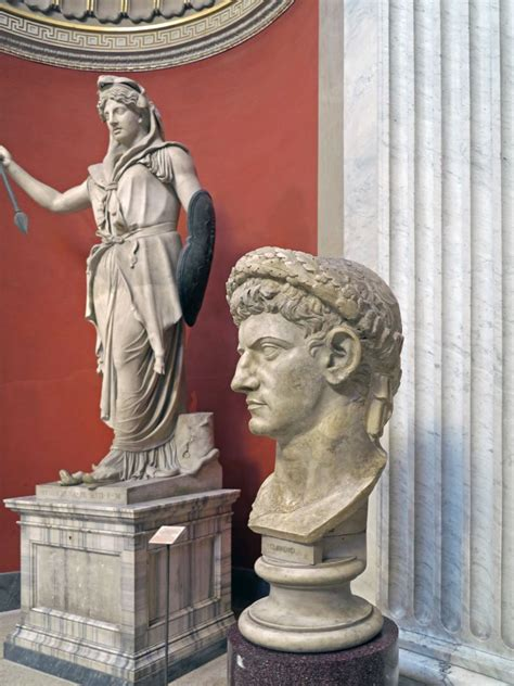 Vatican Museum busts – Classical Antiquity
