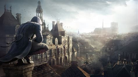 Assassin's Creed Arno Dorian Wallpapers | HD Wallpapers