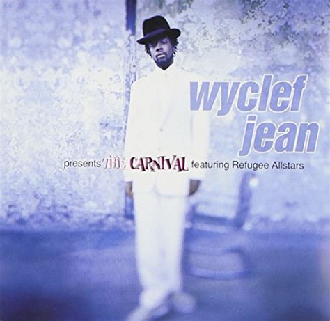 Wyclef Jean CD Covers