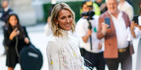 Celine Dion Shuts Down Body Shamers' Weight Loss Comments