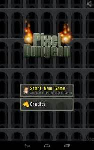 Pixel Dungeon Tablette Android 85/100 (test, photos)