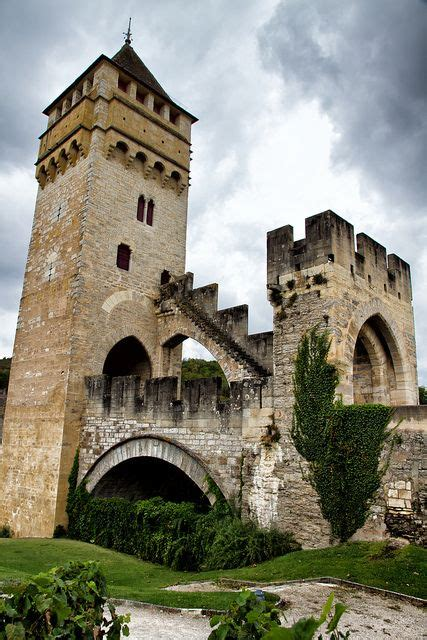 Cahors, France IMG_1506 | Beautiful castles, Medieval