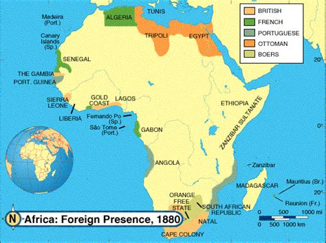 """Journal 54 - """"The Scramble for Africa"""" - engagewithease"""