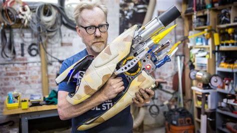 Photo Gallery: The Making of Adam Savage's Zorg ZF-1 Prop