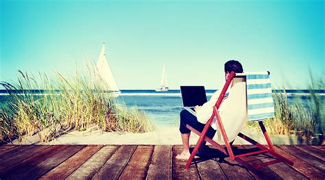 Is a Working Vacation an Oxymoron? How to Successfully