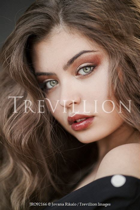 Trevillion Images Jovana Rikalo BEAUTIFUL YOUNG WOMAN WITH