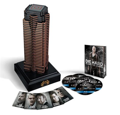 Check out the Great Die Hard Nakatomi Set Packaging - /Film