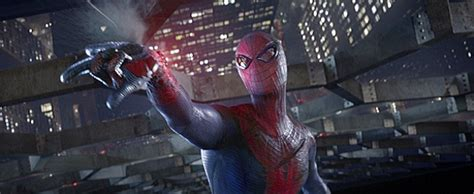 The Avengers 2 : Quand Spiderman (Andrew Garfield) s