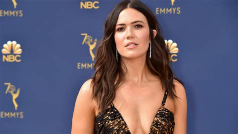 Behold, Mandy Moore's glorious new haircut