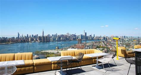 Image result for westlight brooklyn   New york rooftop