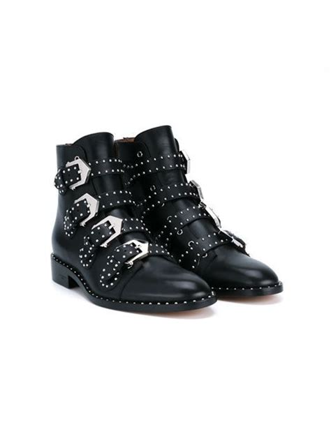 chaussures bottines cloutees bonobo