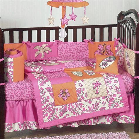 20 Cute Baby Girl Bedding Ideas for Your Little Angel