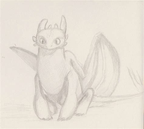 TOOTHLESS /Krokmou - Quand Lucy S'ennuie