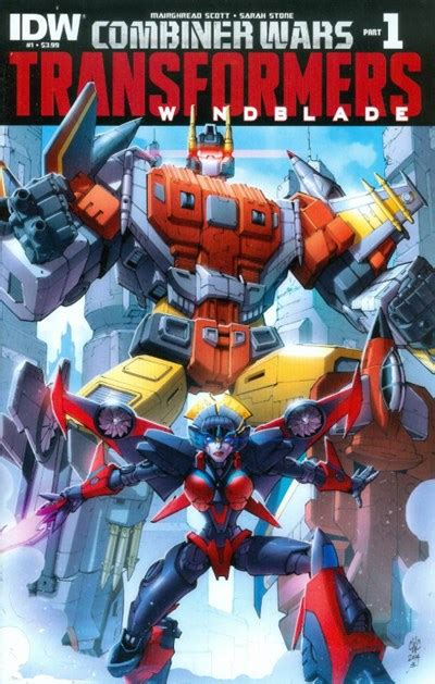 Values of Transformers, The: Windblade | ComicsPriceGuide