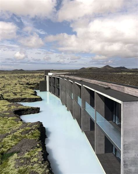 The Retreat hotel on Iceland's Blue Lagoon takes