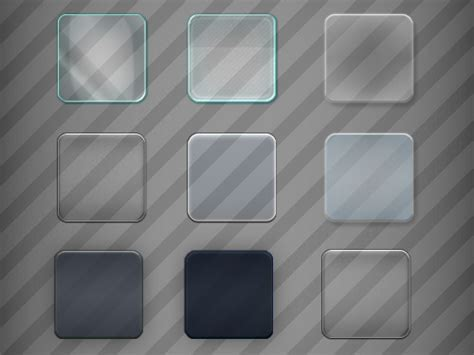 Glass Effect in PSD – Download PSD