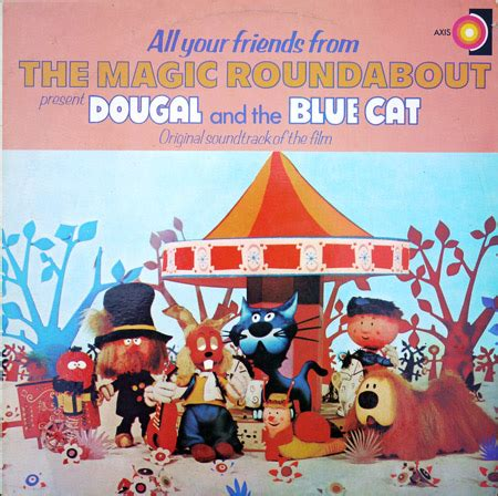 Mrs Blucher: All Your Friends From The Magic Roundabout