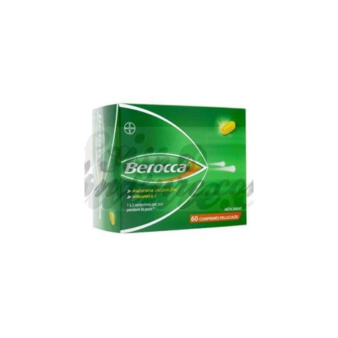 BEROCCA MULTIVITAMIN 30 TABLETS BAYER sale in our bio pharmacy