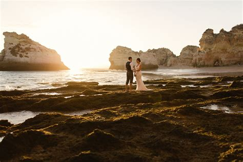 Laura + Jason, Elopement in the Algarve - Wedding and