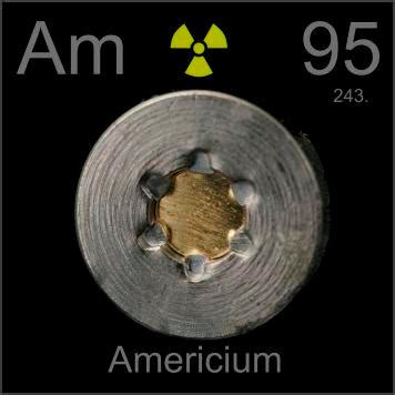 Pictures, stories, and facts about the element Americium